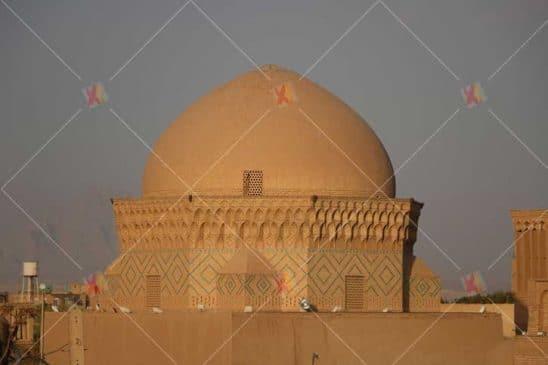 نمای تاریخی شهر یزد
