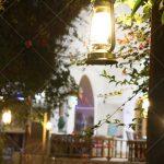 تصویر با کیفیت فانوس خانه قدیمی