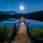 منظره با کیفیت طبیعت در شب night nature images free download