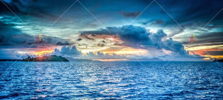 عکس با کیفیت اقیانوس high resolution ocean picture